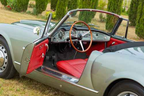 seltenes  oldtimer cabriolet 3